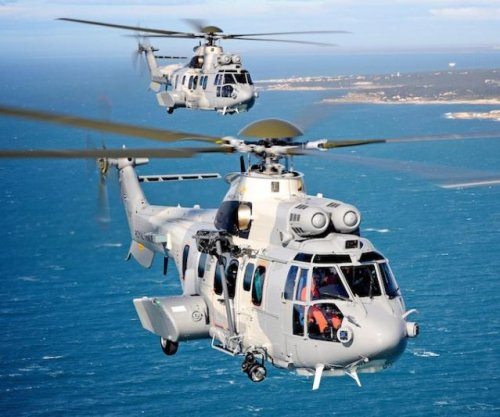 Thai military receives EC725 helicopters