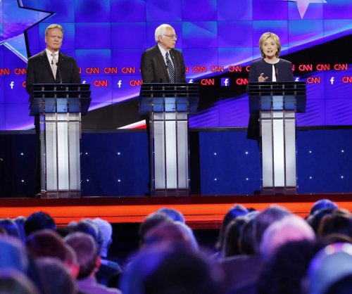Democrats spar at first presidential debate