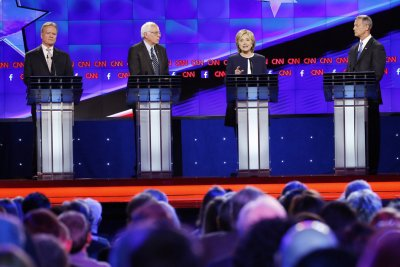 Democrats spar at first presidential debate