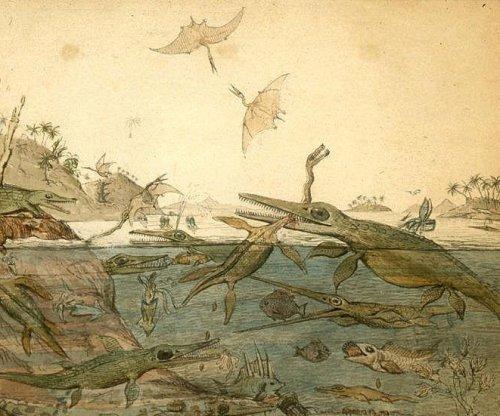 Study details rapid rise of Mesozoic sea dragons