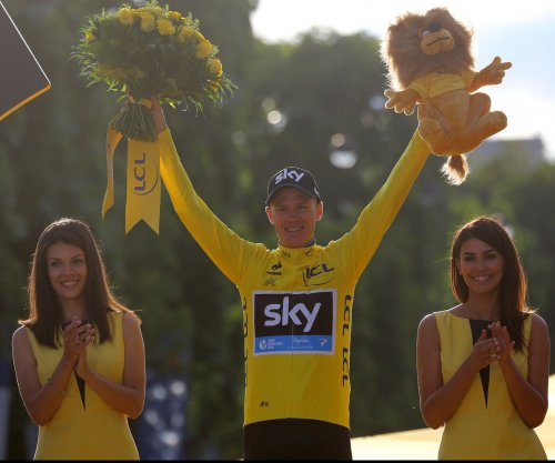 Tour de France: Chris Froome extends lead with four stages remaining