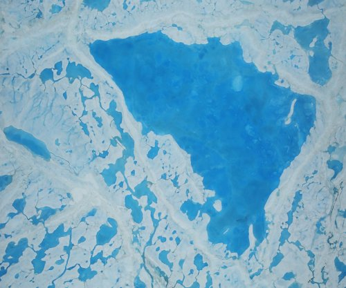 Arctic sea ice minimum ties record for second lowest