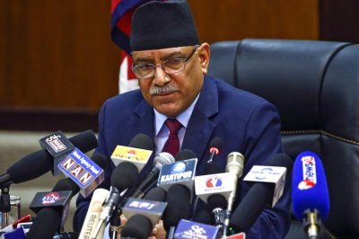 Nepalese prime minister resigns after nine months in office