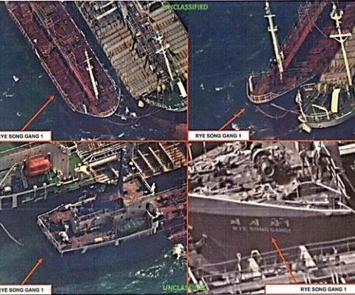 Seoul seizes Hong Kong vessel for North Korea sanctions violation