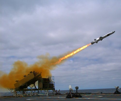 Raytheon taps Phoenix Products for Naval Strike Missile containers