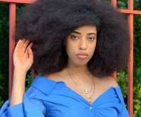 New York woman's hair dubbed world's largest Afro