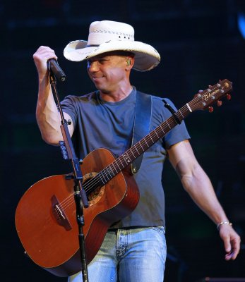 'Whiskey' is No. 1 on the U.S. album chart