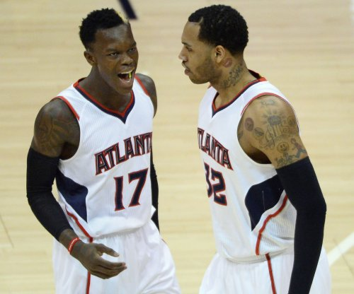 East titans clash when Atlanta Hawks host Toronto Raptors