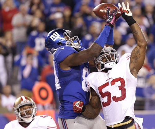 Eli Manning, Larry Donnell connect in last minute to lead Giants past 49ers