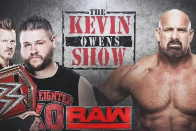 WWE Raw: Goldberg returns to confront Kevin Owens, Braun Strowman destroys Sami Zayn