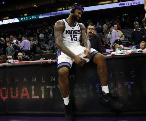 DeMarcus Cousins emotional after Sacramento Kings trade him to New Orleans Pelicans