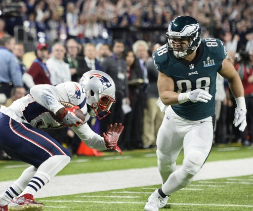 Report: TE Trey Burton leaving Eagles in free agency
