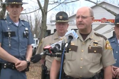 Manhunt ends in arrest of suspected killer of Maine deputy