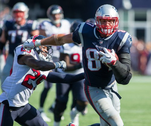 New England Patriots TE Rob Gronkowski on minicamp: 'I'll be there'