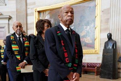 U.S. Rep. John Lewis to lie in state in Capitol Rotunda