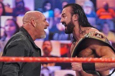 WWE Raw: Goldberg returns, challenges Drew McIntyre