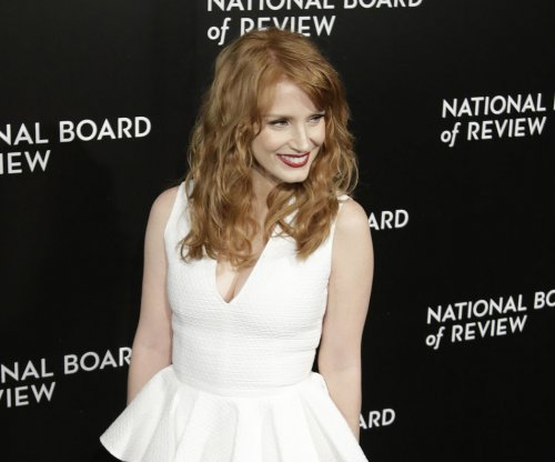 Jessica Chastain on why she dropped out of high school