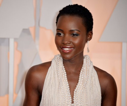Lupita Nyong'o's pearl-covered gown stolen from her hotel room