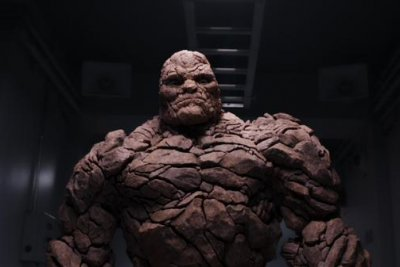 Jamie Bell stars as the Thing in 'Fantastic Four' photo