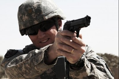 Army includes special ammunition in hunt for new handgun