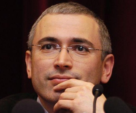 Khodorkovsky: 'Putin sees himself as chieftain of post-American world'