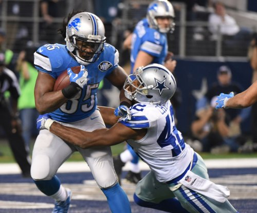 Lions' Jim Caldwell: RB Joique Bell 'not quite where he used to be'