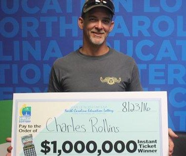 Tennessee man buys winning $1M lottery ticket on work trip in North Carolina