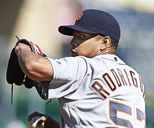 Detroit Tigers pick up Francisco Rodriguez's $6M option