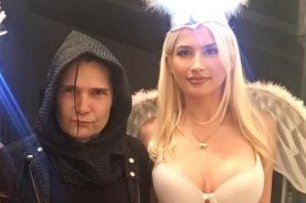 Corey Feldman engaged to girlfriend Courtney Anne