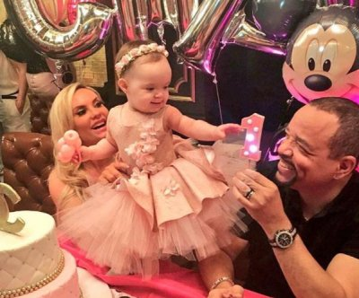 Coco Austin, Ice-T celebrate daughter Chanel's first birthday