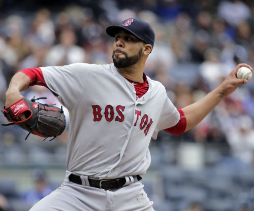 Boston Red Sox LHP David Price placed on disabled list with left elbow strain