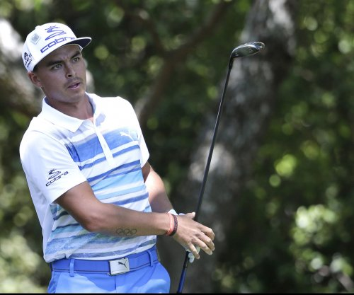 PGA's Rickie Fowler aces Par 3 at TPC Sawgrass