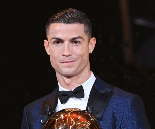 Real Madrid's Cristiano Ronaldo wins fifth Ballon d'Or