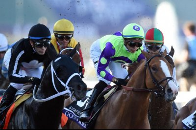UPI Horse Racing Preview: Breeders' Cup qualifying highlights weekend