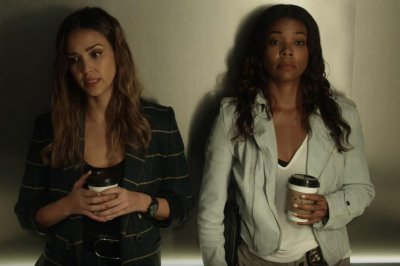 Gabrielle Union, Jessica Alba bond in 'L.A.'s Finest' trailer