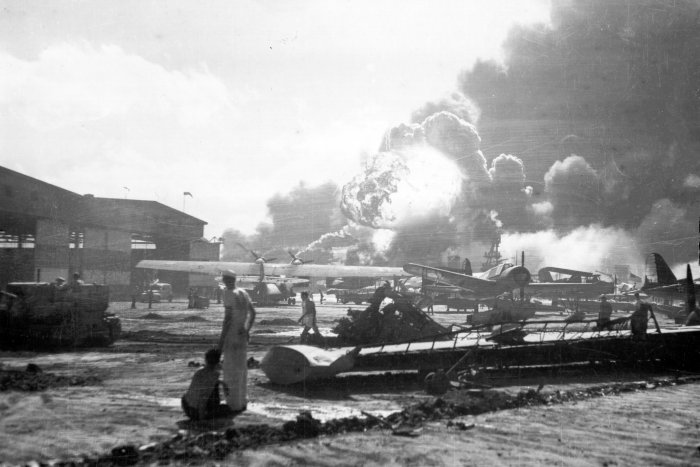 On This Day: Japan attacks Pearl Harbor
