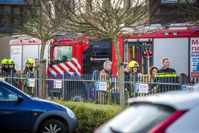 Letter bombs explode at two locations in Netherlands; no injuries reported