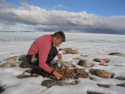 Study: Arctic temperatures warmest in more than 44,000 years