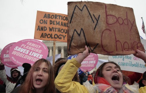 Congressional Democrats offer bill to protect abortion rights