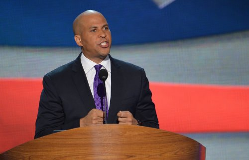 Booker: Living on food stamps tough
