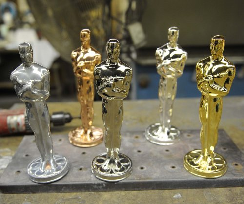 Best actress Oscar set for N.Y. display