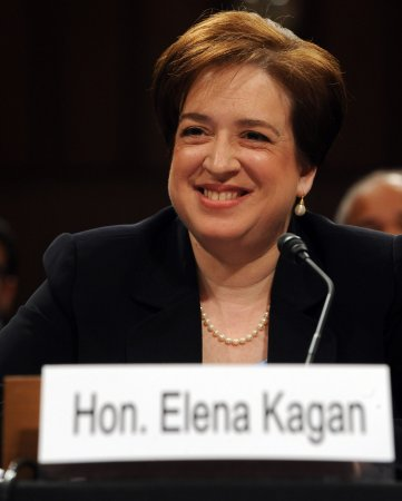 Witnesses testify on Kagan nomination