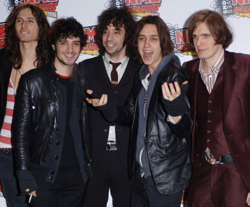 The Strokes release new single 'Oblivius' from upcoming EP 'Future Present Past'