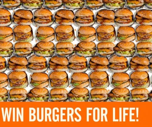 Chain offering free burgers for life to customers who change their last name to 'Burger'