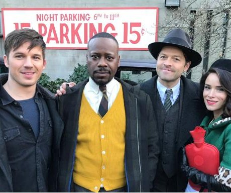 'Supernatural's Misha Collins to guest star on NBC's 'Timeless'