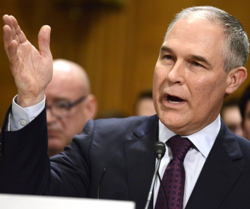 Pruitt at EPA confirmation: Human activity a factor in global warming