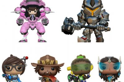 Funko unveils 2017 lineup including 'Overwatch,' 'Parks and Recreation'