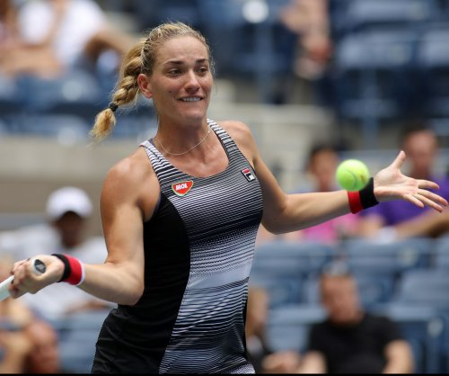 Top seed Timea Babos reaches semis in Hungary