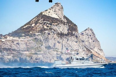 Britain, Spain trade barbs on Gibraltar