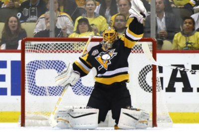 Pittsburgh Penguins even series with 1-0 win on Phil Kessel's goal